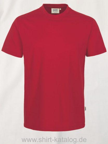 hakro-292-men-t-shirt-red