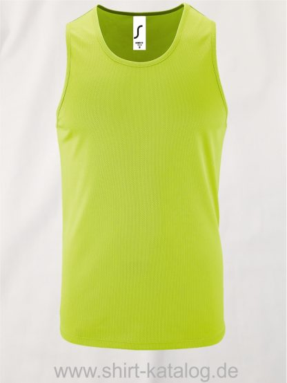 02073-Sols-Men-Sports-Tank-Top-Sporty-Apple-Green