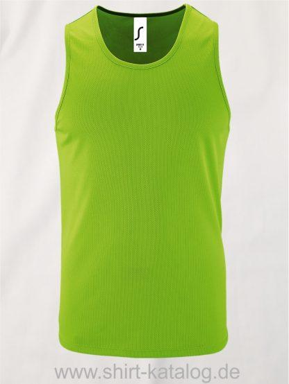 02073-Sols-Men-Sports-Tank-Top-Sporty-Neon-Green