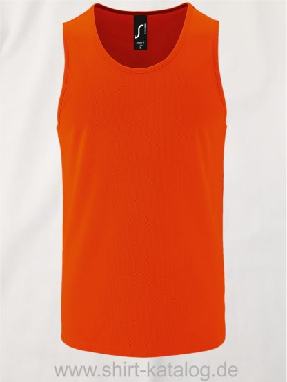 02073-Sols-Men-Sports-Tank-Top-Sporty-Neon-Orange