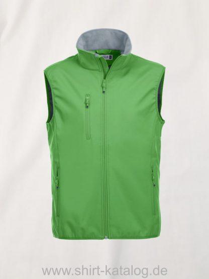 020911-clique-basic-shoftshell-weste-apple-green