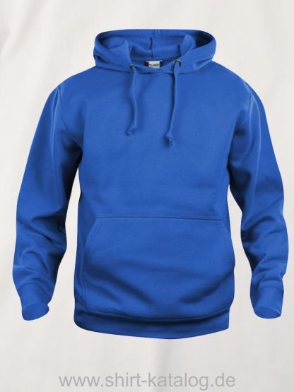 021031-clique-basic-hoody-royalblau