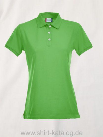 028241-clique-premium-polo-ladies-apple-green