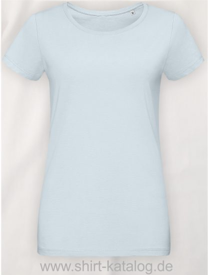 10774-Sols-Martin-Women-T-Shirt-Creamy-Blue