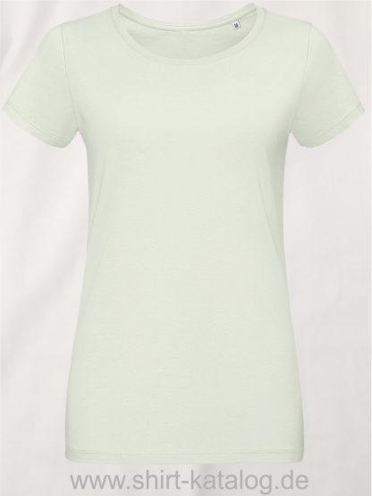 10774-Sols-Martin-Women-T-Shirt-Creamy-Green