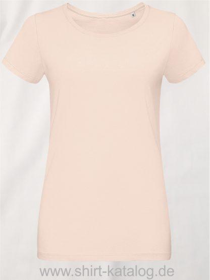 10774-Sols-Martin-Women-T-Shirt-Creamy-Pink