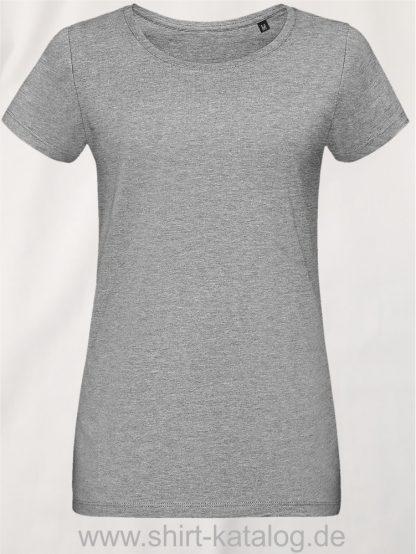 10774-Sols-Martin-Women-T-Shirt-Grey-Melange