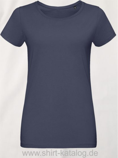 10774-Sols-Martin-Women-T-Shirt-Mouse-Grey