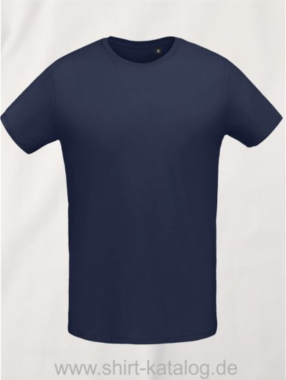 10775-Sols-Martin-Men-T-Shirt-Navy