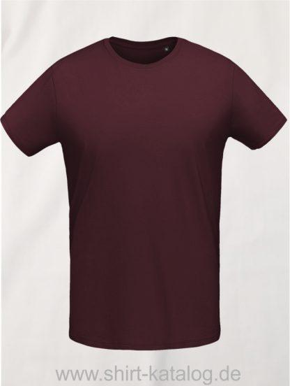 10775-Sols-Martin-Men-T-Shirt-Oxblood