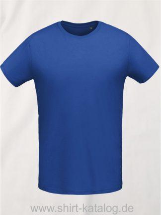 10775-Sols-Martin-Men-T-Shirt-Royal