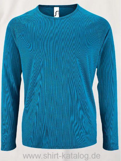 11521-Sols-Men-Long-Sleeve-Sports-T-Shirt-Sporty-Aqua