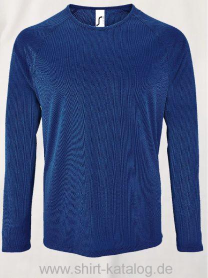 11521-Sols-Men-Long-Sleeve-Sports-T-Shirt-Sporty-Royal