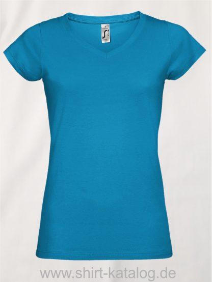 11645-Sols-Ladies-V-Neck-T-Shirt-Moon-Aqua