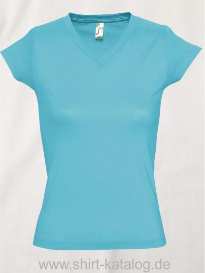 11645-Sols-Ladies-V-Neck-T-Shirt-Moon-Atoll-Blue