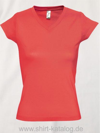 11645-Sols-Ladies-V-Neck-T-Shirt-Moon-Coral