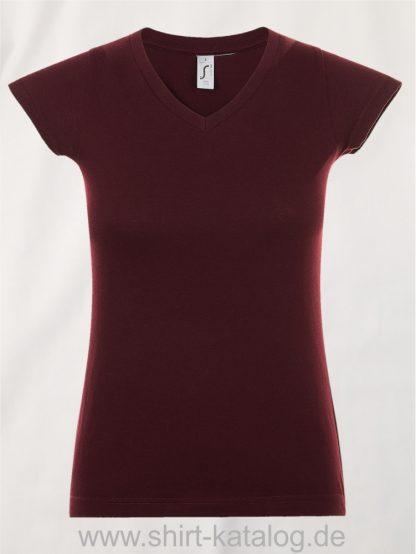 11645-Sols-Ladies-V-Neck-T-Shirt-Moon-Oxblood