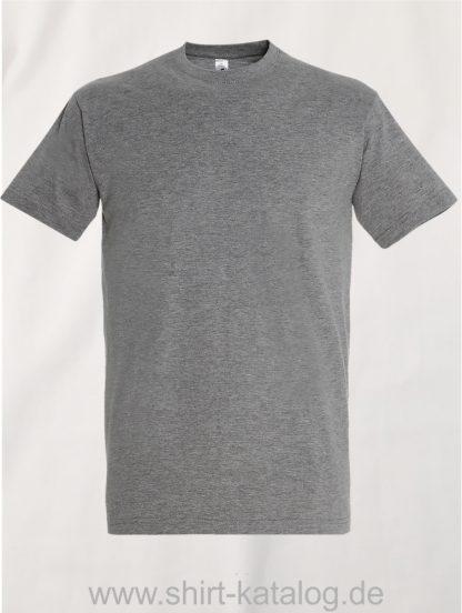 150-Sols-Regent-T-Shirt-Grey-Melange
