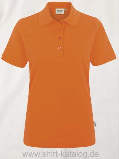 15861-hakro-women-poloshirt-mikralinar–203-orange