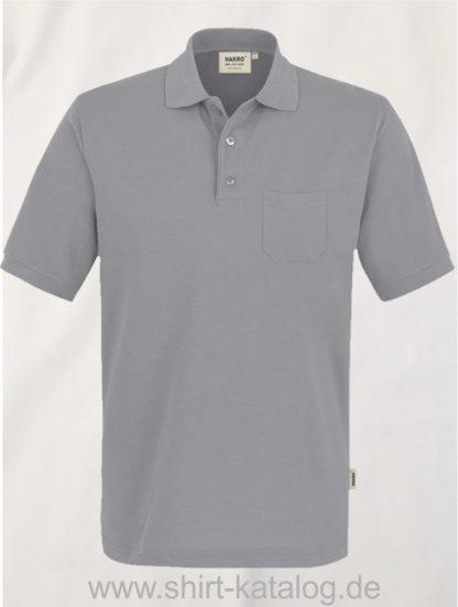 15864-Pocket-Poloshirt MIKRALINAR-812-titan