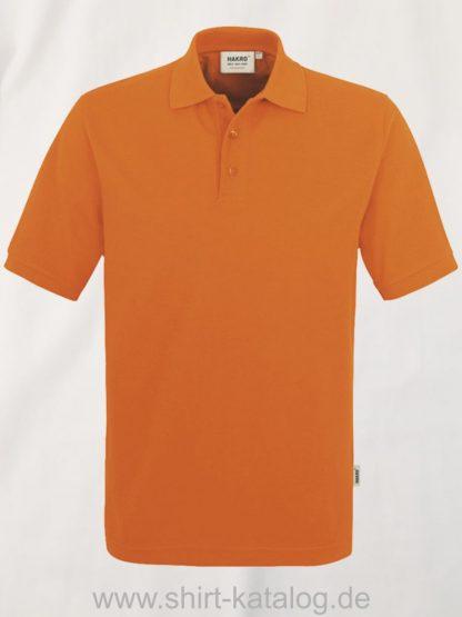 15865-hakro-poloshirt-mikralinar-orange