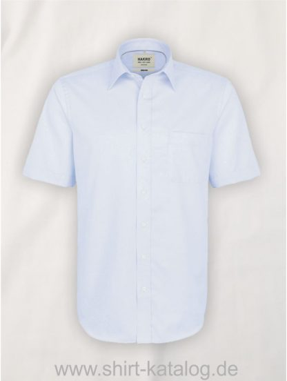 15871-hakro-hemd-1-2-arm-business-comfort-107-sky-blue