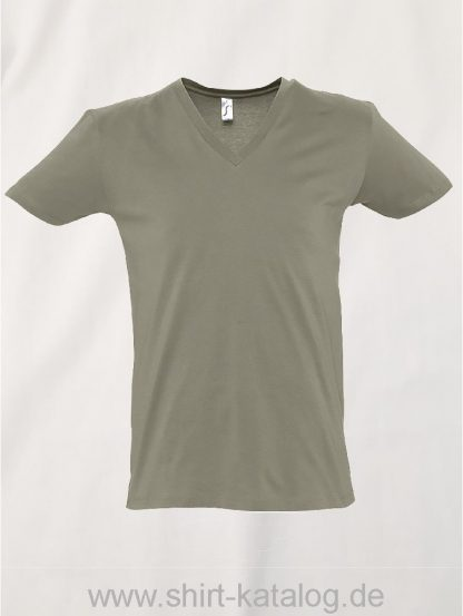 16798-Sols-Short-Sleeve-Tee-Shirt-Master-Khaki