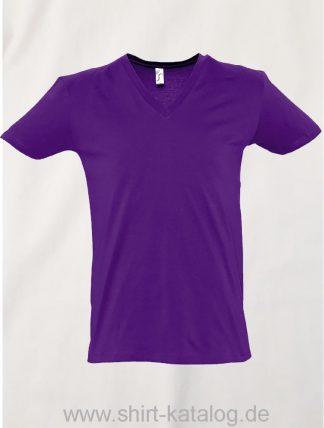 16798-Sols-Short-Sleeve-Tee-Shirt-Master-Purple