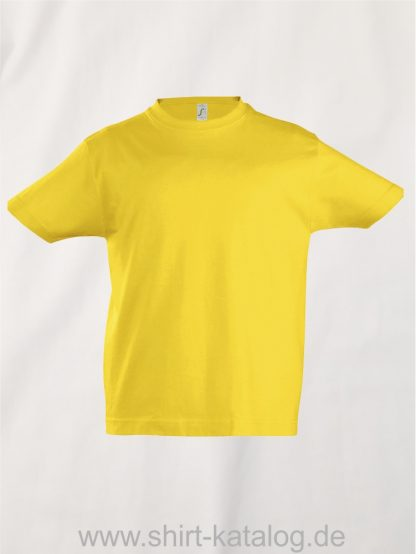 16814-Sols-Kids-Imperial-T-Shirt-Gold