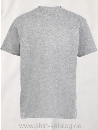 16814-Sols-Kids-Imperial-T-Shirt-Grey-Melange