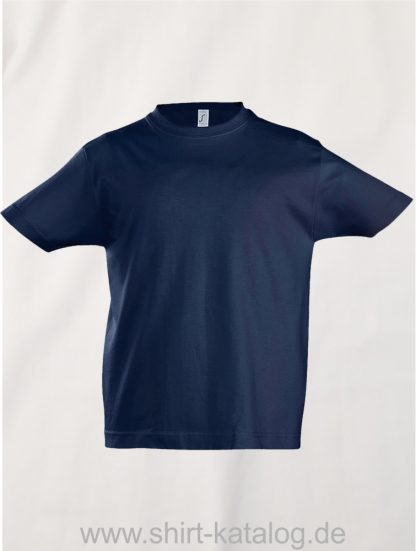 16814-Sols-Kids-Imperial-T-Shirt-Navy
