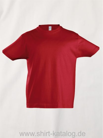 16814-Sols-Kids-Imperial-T-Shirt-Rot