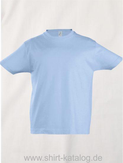 16814-Sols-Kids-Imperial-T-Shirt-Sky-Blue