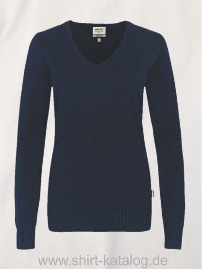 18368-hakro-women-v-pullover-premium-cotton-133-tinte
