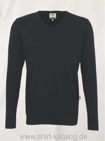 18385-hakro-v-pullover-premium-cotton-143-schwarz