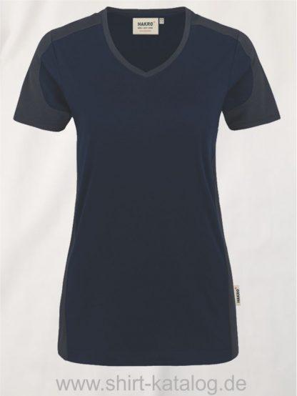 21327-hakro-women-v-shirt-contrast-mikralinar-190-tinte-anthrazit