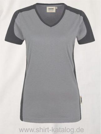 21327-hakro-women-v-shirt-contrast-mikralinar-190-titan-anthrazit