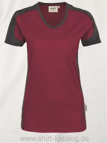 21327-hakro-women-v-shirt-contrast-mikralinar-190-weinrot-anthrazit