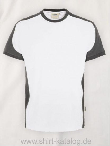 21328-hakro-t-shirt-contrast-mikralinar-contrast-290-weiss-anthrazit