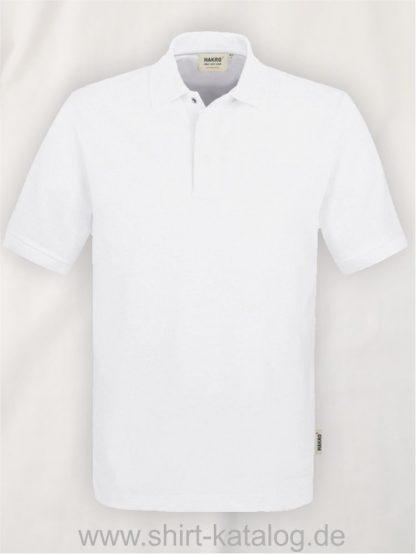 21334-Poloshirt HACCP-MIKRALINAR-819-white