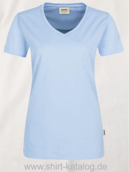 21338-hakro-women-v-shirt-mikralinar-181-eisblau