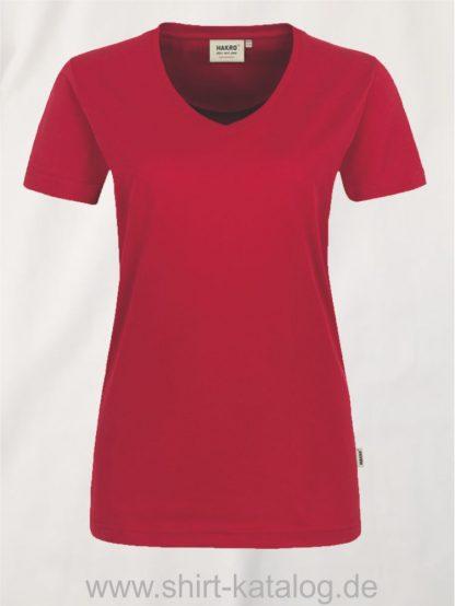 21338-hakro-women-v-shirt-mikralinar-181-rot
