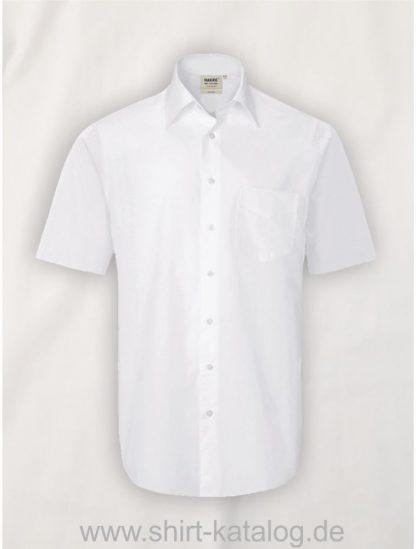 22292-hakro-hemd-1-2-arm-mikralinar-comfort-122-weiß