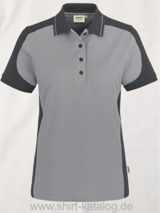 22297-hakro-Women-Poloshirt-Contrast MIKRALINAR-239-titan