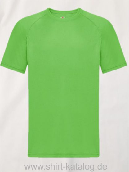 23276-Fruit-Of-The-Loom-Performance-T-Green