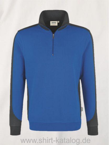 24367-zip-sweatshirt-contrast-mikralinar-476-royal-anthrazit