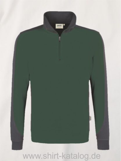 24367-zip-sweatshirt-contrast-mikralinar-476-tanne-anthrazit