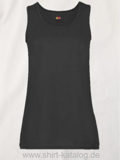 26028-Fruit-Of-The-Loom-Performance-Vest-Lady-Fit-Black