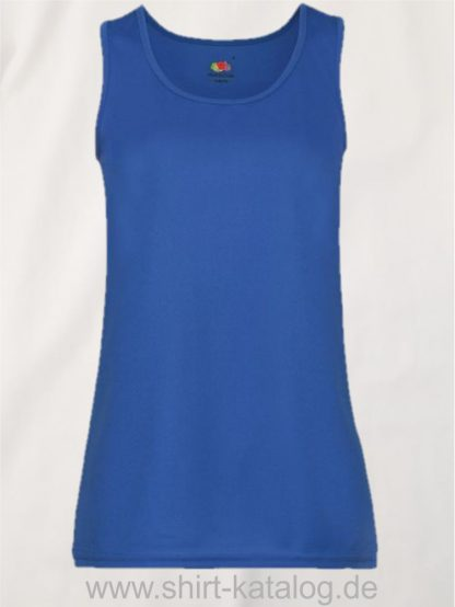 26028-Fruit-Of-The-Loom-Performance-Vest-Lady-Fit-Blue