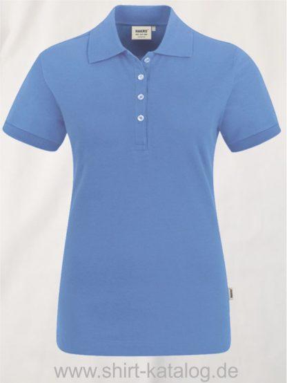 15876-hakro-Women-Poloshirt Stretch-222-malibublau